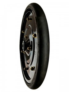 Opona Carlisle 1x12 Smooth Crown Steel Wheel 40mm Met